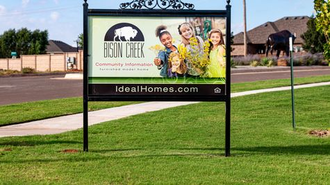 Bison Creek Model Home