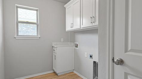 Marietta Utility/Laundry Room