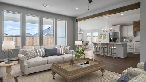 Pendleton Living Room, Kitchen & Dining