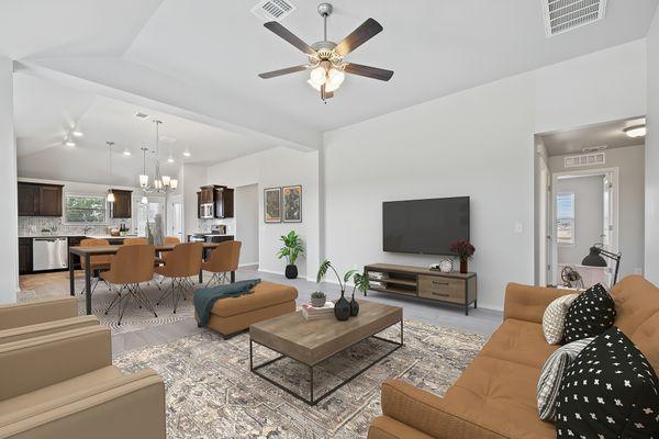 Gabriella Living Room