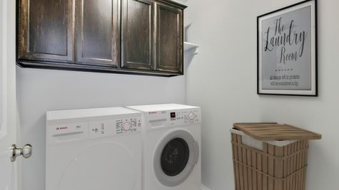 Astaire Utility Room