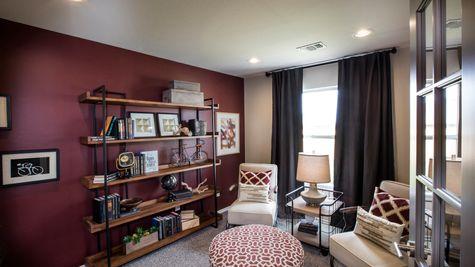 Frederickson Study/Office