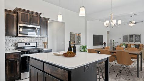 Gabriella Kitchen/Breakfast Area/Living Room