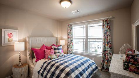 Langley Guest Bedroom