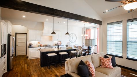 Lawrence Living Room, Dining & Kitchen