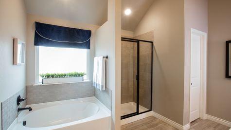 Langley Master Bath