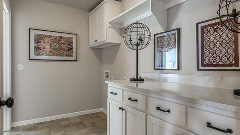 Prescott Utility/Laundry Room