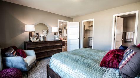 Edison Master Bedroom