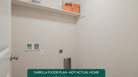 Isabella Laundry Room
