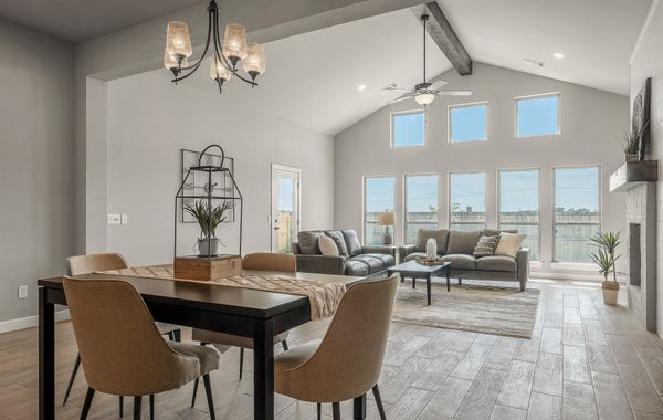 Overly Dining & Living Room