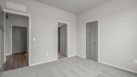 Gillcrest Secondary Bedroom