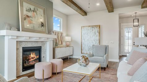 Nottingham Living Room