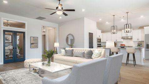Montgomery Living Room & Kitchen