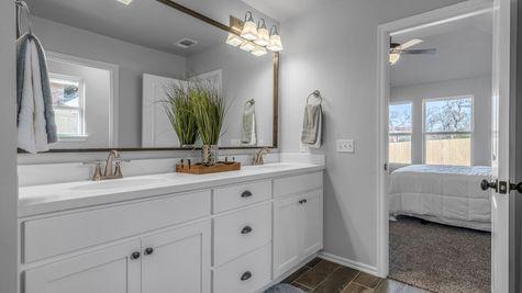 Master Bath & Bedroom