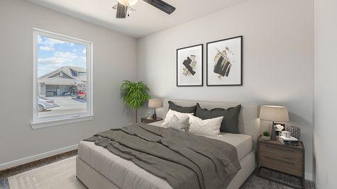 Montgomery Guest Bedroom