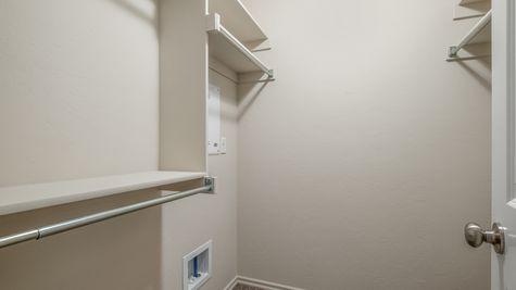 Ivory Master Walk-In Closet