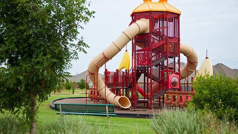 Photo of a park for our new homes in Edmond OK from Ideal Homes