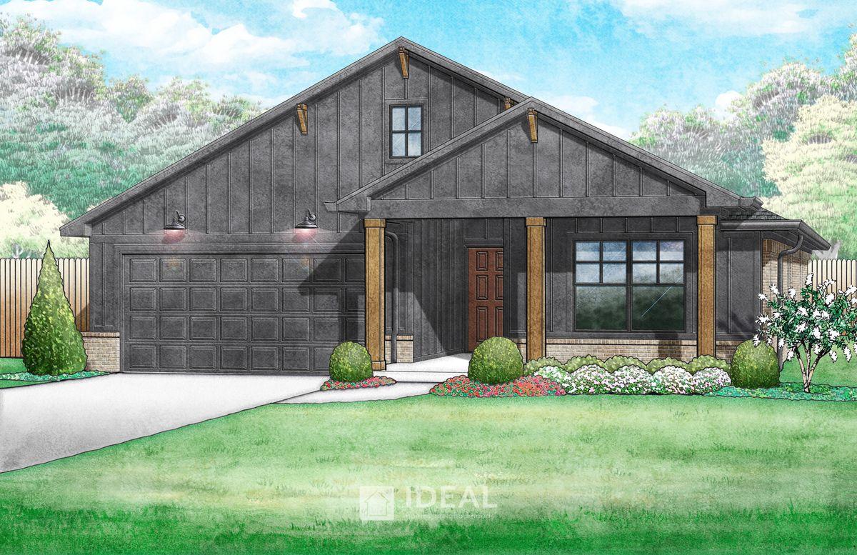Jordan B - Farmhouse