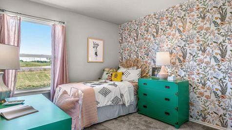 Dawson Secondary Bedroom