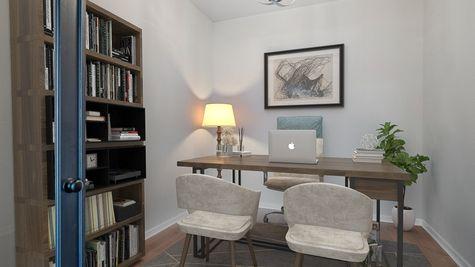 Montgomery Study/Office