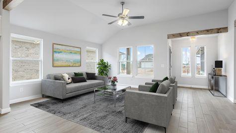 Forrester Living Room