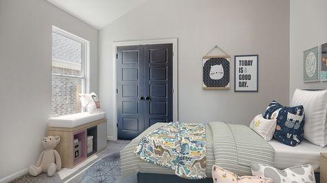 Montgomery Kids Bedroom/Guest Bedroom
