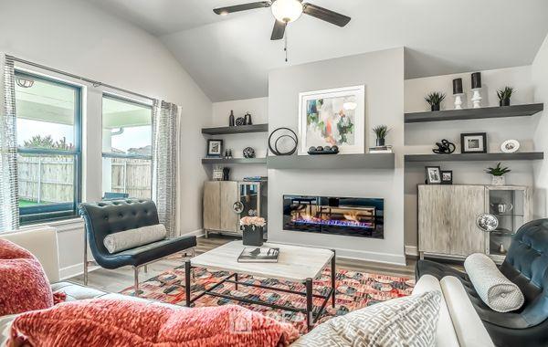 Fitzgerald Living Room