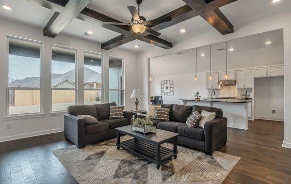 Stafford Living Room, Kitchen & Dining