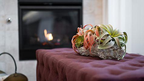 Prescott Living Room Fireplace
