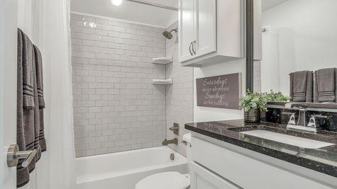 Stafford Bonus Room Optional Full Bath