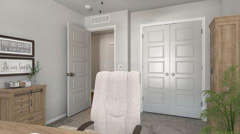 Pendleton Bedroom
