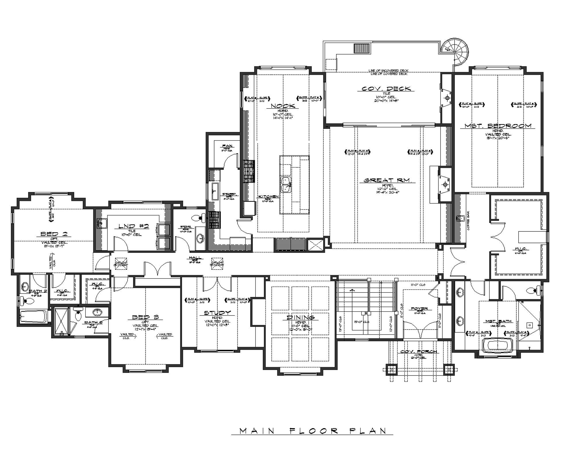 Agra Main Floorplan