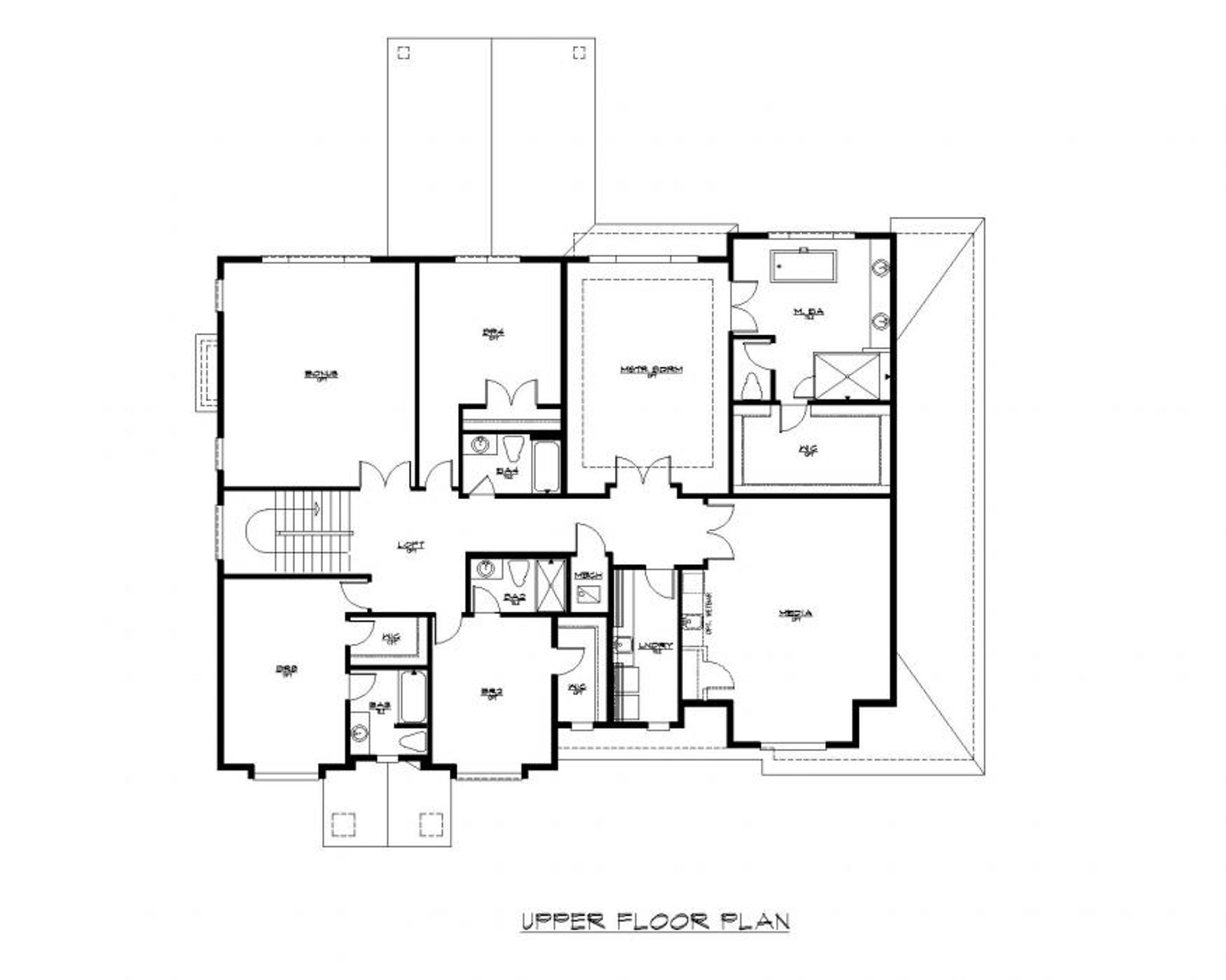 The The Parthenon B Floor Plan Jaymarc Homes Jaymarc Homes