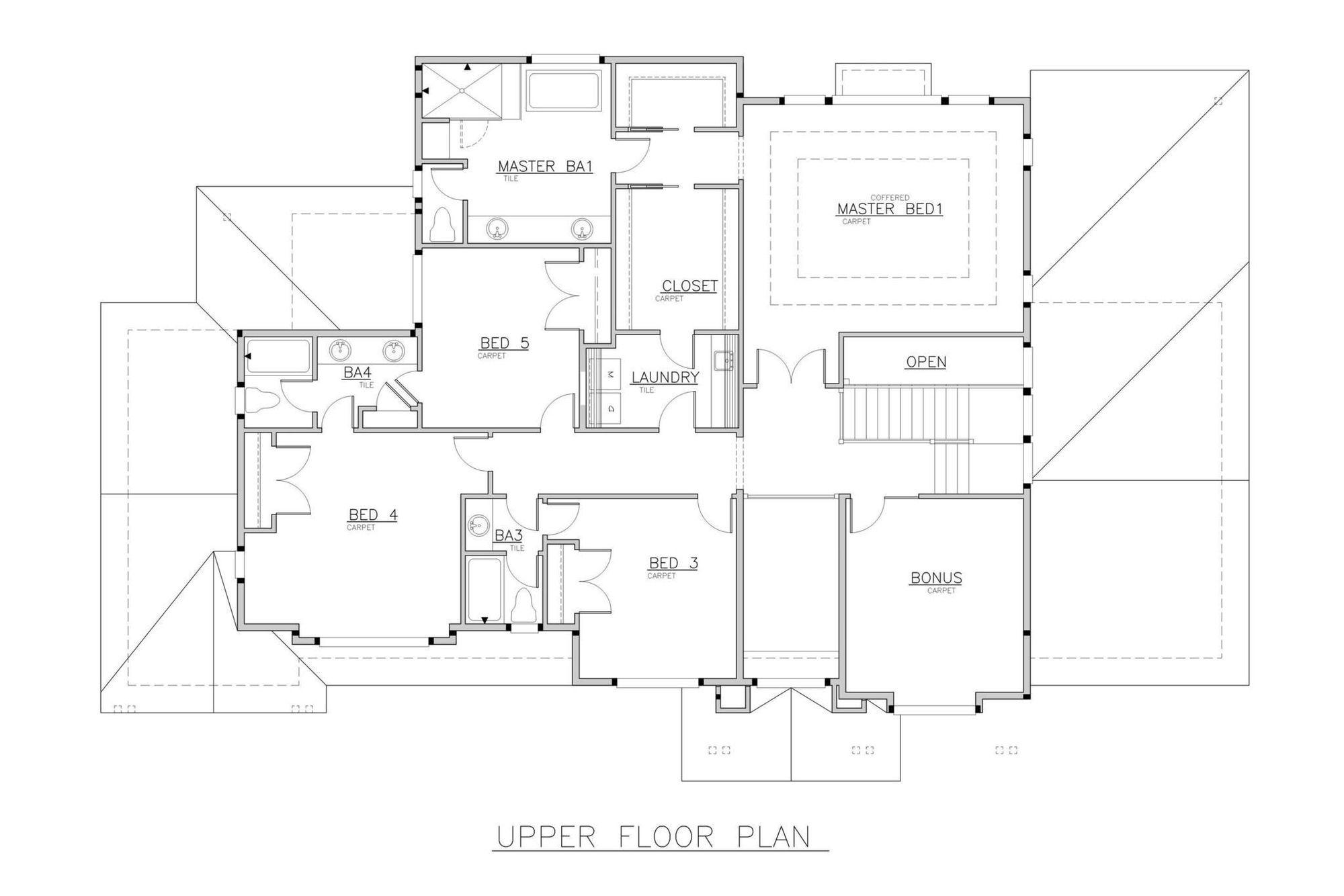 Sydney Nouveau C Upper Floor