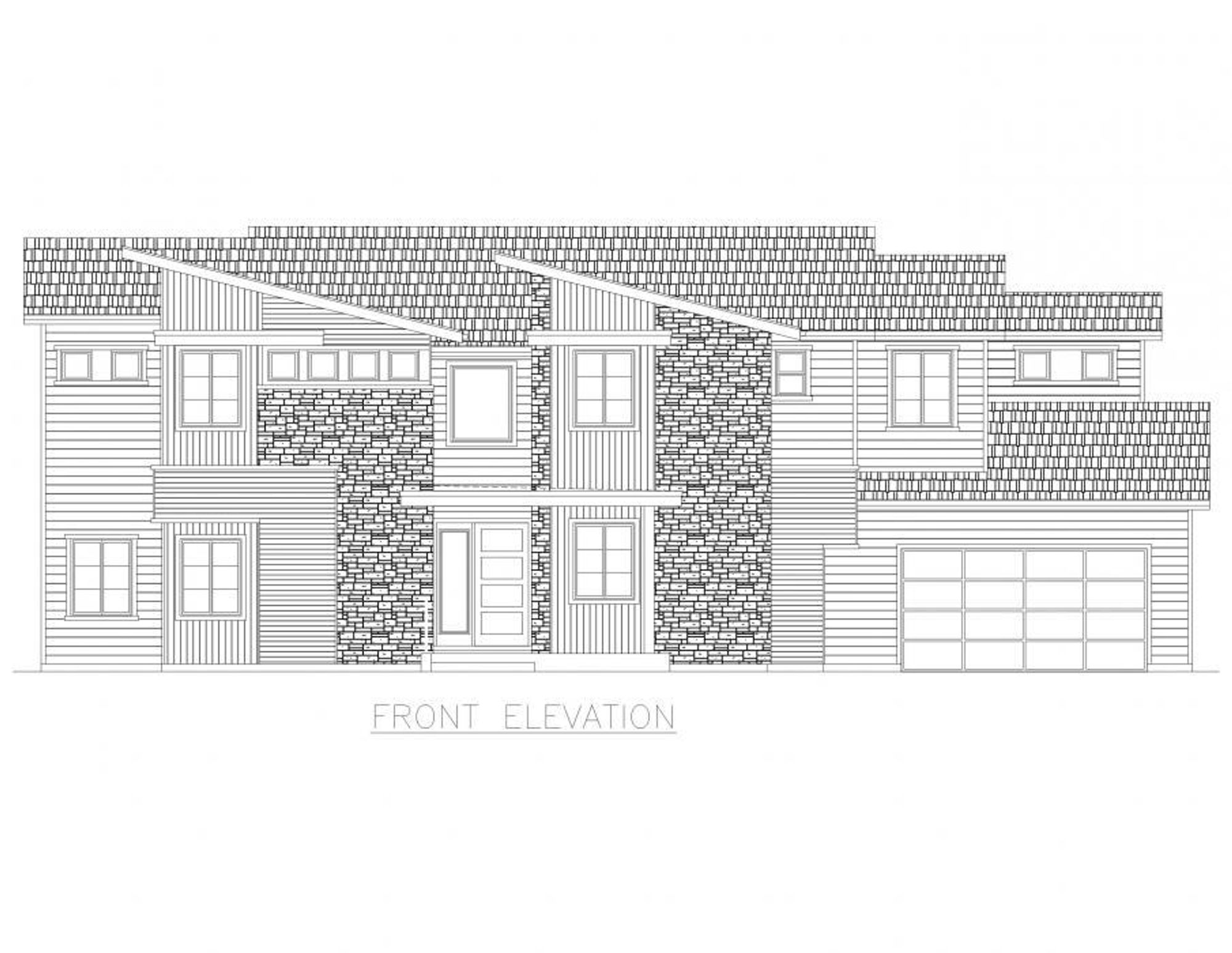 Monte Carlo Front Elevation