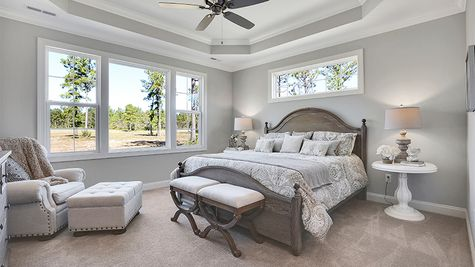 Shelter Bay, Master Bedroom