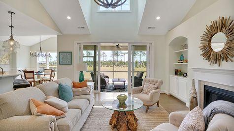 Amelia Bay, Great Room