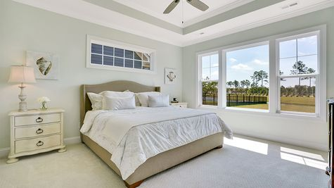 Amelia Bay, Master Bedroom