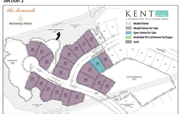 Leewards Plat Map