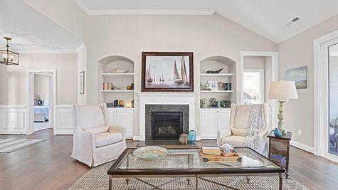 Grace Bay, Great Room