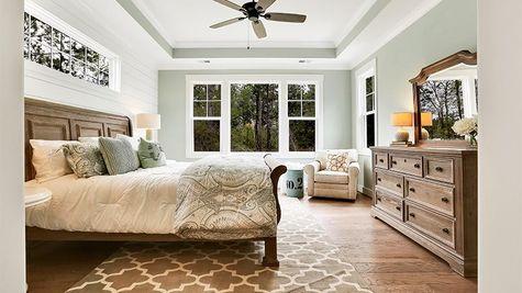Cooper's Bay, Master Bedroom