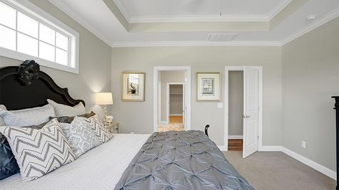 Siesta Bay, Master Bedroom