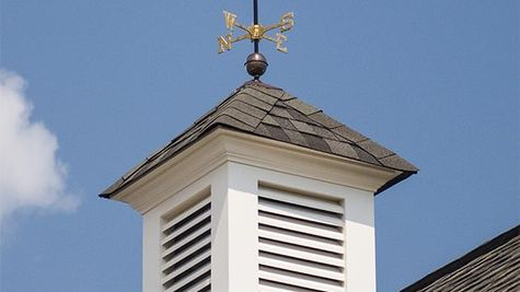 Balboa Bay, Weathervane