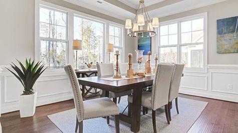 Grace Bay, Dining Room
