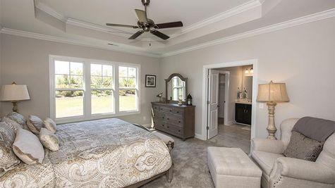Pierre's Bay, Master Bedroom