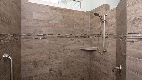Jonesport, Master Shower