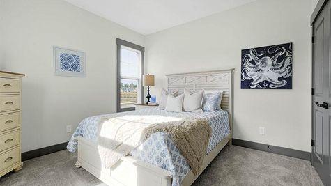Pierre's Bay, Guest Bedroom