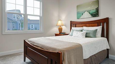 Boothbay Harbor, Guest Bedroom