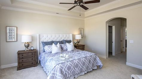 Cooper's Bay, Master Bedroom