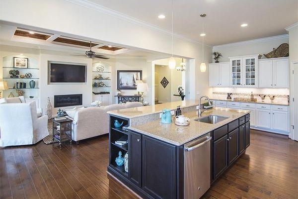 Balboa Bay, Kitchen
